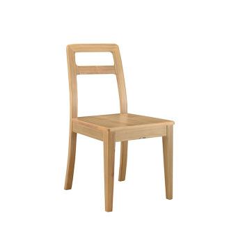 联邦轻时尚系列F15808FA餐椅B(原木色)