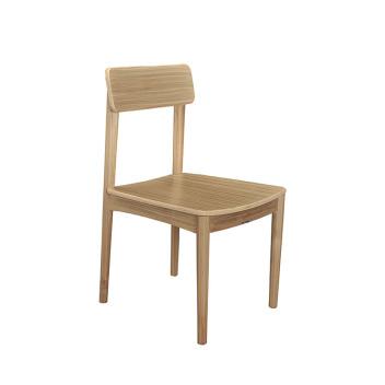 联邦轻时尚系列F15809FA餐椅(原木色)