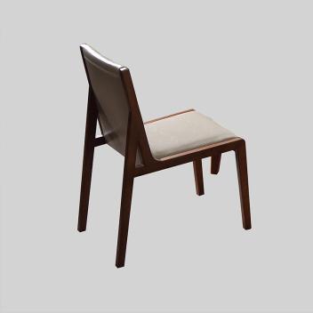 丽星城市客厅系列 LY1705A餐椅