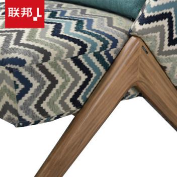 联邦轻时尚系列F15805FA休闲沙发(单人位)