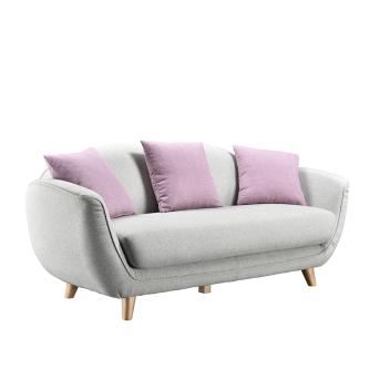 联邦轻时尚系列F15806FA-1(3R)花瓣沙发(双人位)