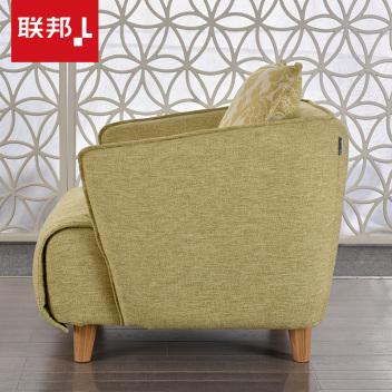 联邦轻时尚系列F15809FA休闲单椅[SM130233-6布](单人位)