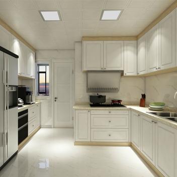 至爱智家 厨房橱柜  多层实木全屋定制