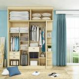 至爱智家  卧室衣柜 多层实木全屋定制