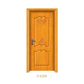 利百居实木复合门P-6209