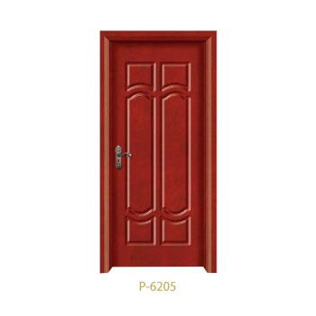 利百居实木复合门P-6205