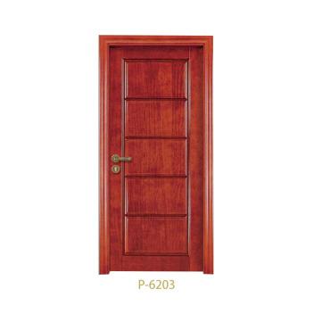 利百居实木复合门P-6203
