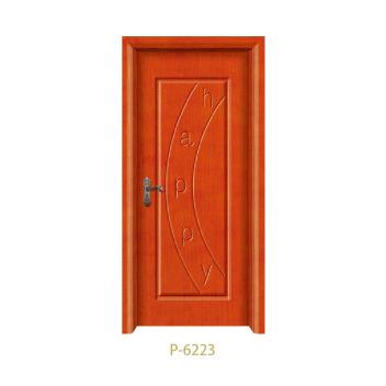 利百居实木复合门P-6223