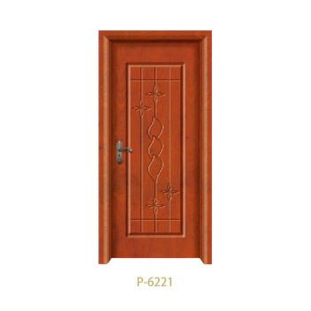 利百居实木复合门P-6221