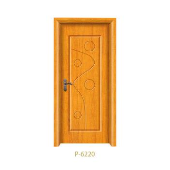 利百居实木复合门P-6220