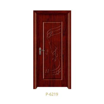 利百居实木复合门P-6219