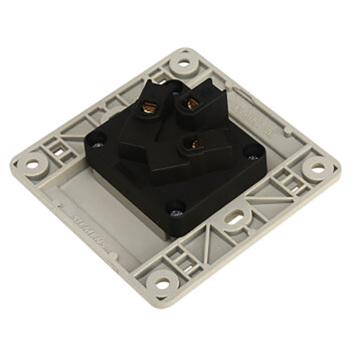 西门子映彩系列一位10A三极插座  5UB82133NC09月石灰