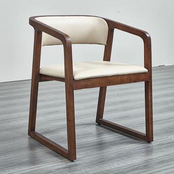 艾沃意式极简餐椅GZ-Y007