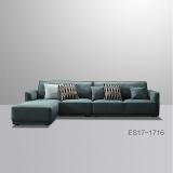 艾沃轉角沙發ES17-1716(含抱枕)