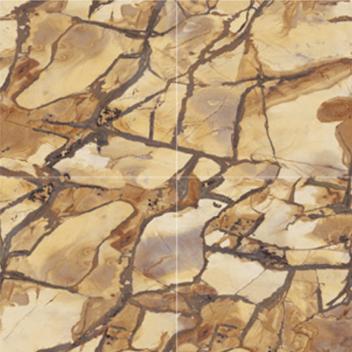 玛缇瓷砖背景墙 金丝路 TCH80B22(四合一)