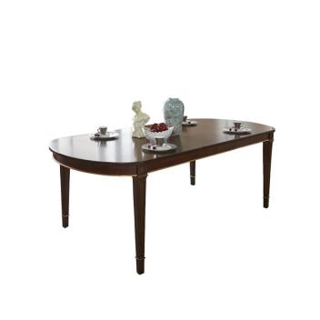 崧弘轻奢系列长餐桌M2034