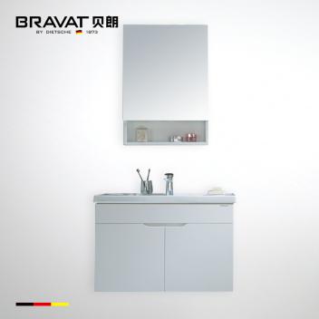 贝朗 浴室柜 V53833W-W2 挂墙式