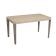 优梵艺术 Barlow巴洛系列现代美式浅木色简约餐桌 157117 白色 1.6m