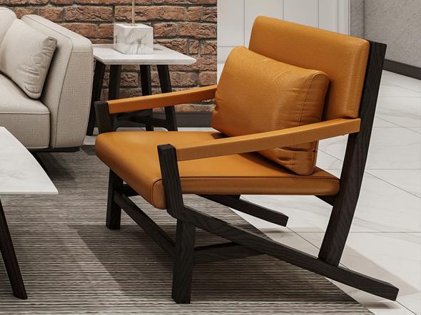 舒庭悦创意单人椅